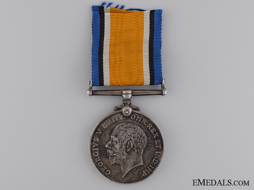 eMedals-A WWI British War Medal to the 87th Punjabis Regiment