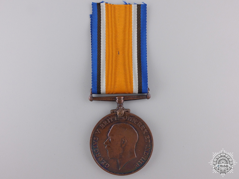 eMedals-A British War Medal to the Chinese Labour Corps