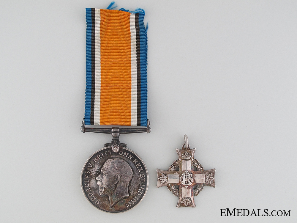 eMedals-A WWI Memorial Cross to the 2nd Battalion