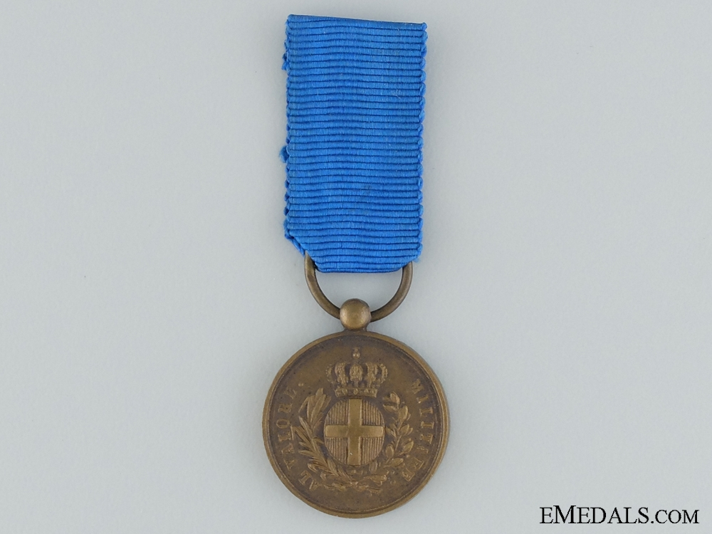 eMedals-A WWI Miniature Medal for Military Valour