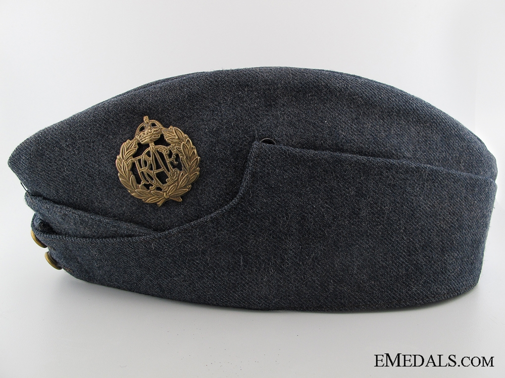 eMedals-A WWII 1943 RCAF Side Cap