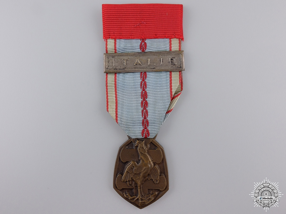 eMedals-A WWII French Commemorative Medal