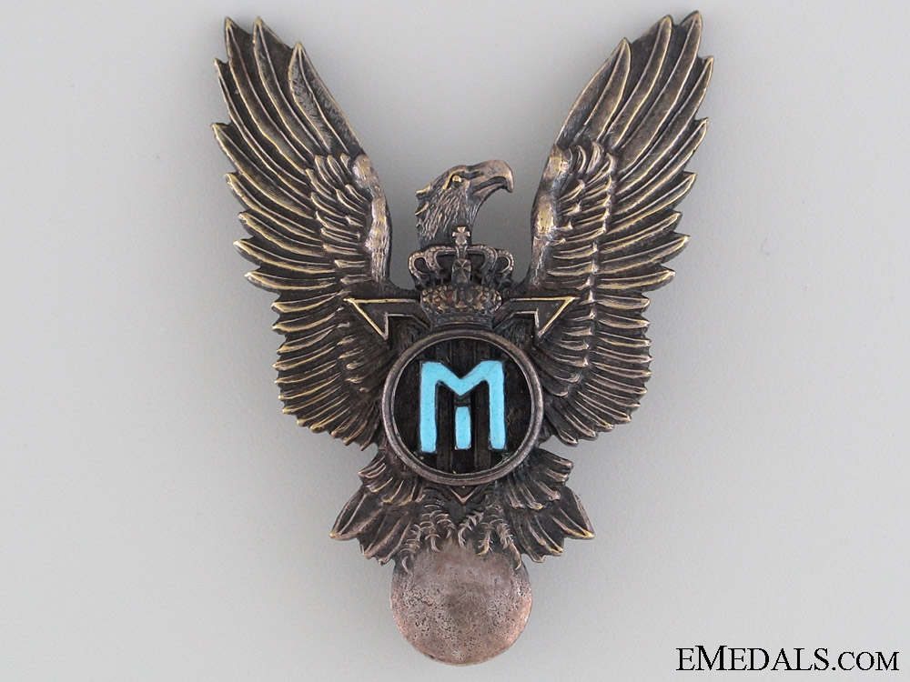 eMedals-A WWII Pilot's Badge with Michael Cypher