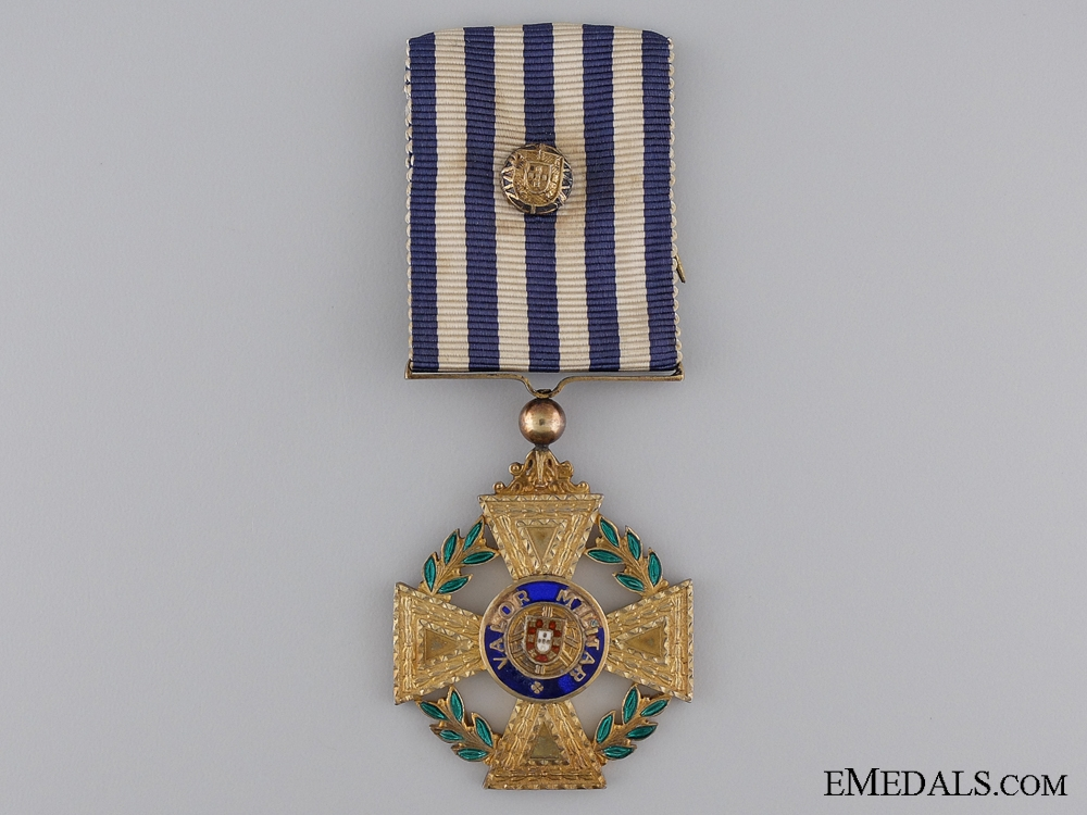 eMedals-A Portuguese Cross for Military Bravery