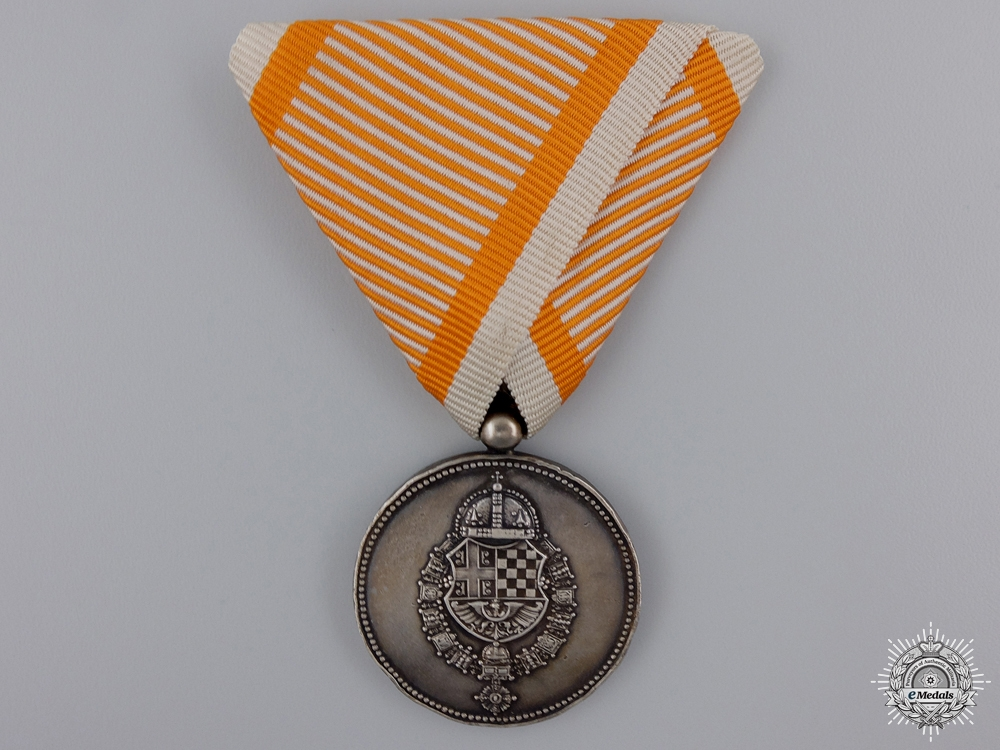 eMedals-A Yugoslavian Royal Household Service Medal