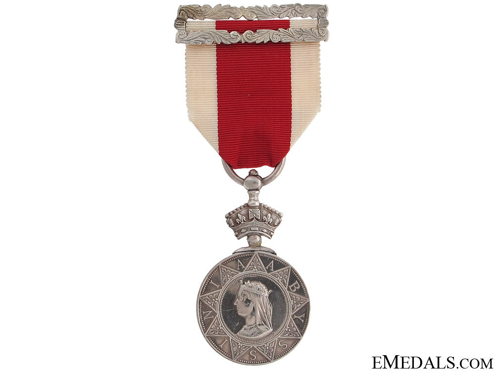 eMedals-Abyssinian War Medal - Bombay  Assistant Surgeon