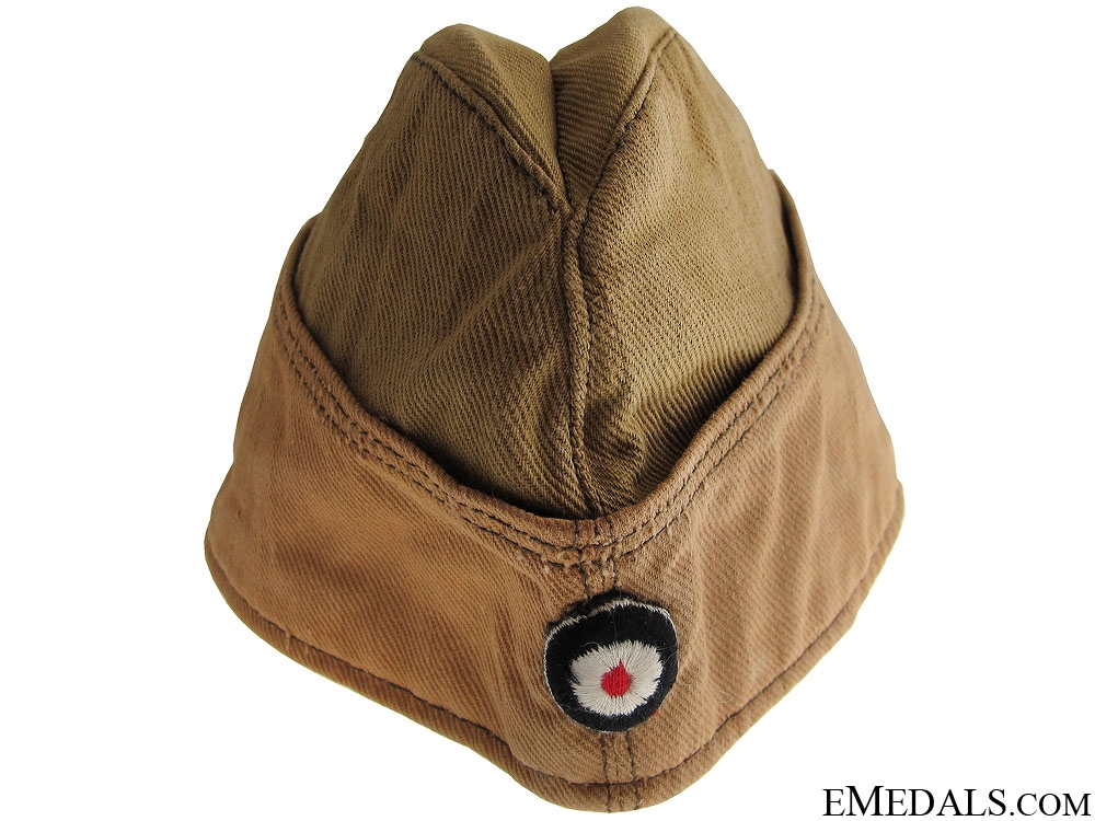 eMedals-Afrikacorps Overseas Enlisted Cap