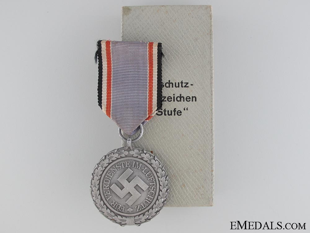 eMedals-Air Defense Honour Decoration in Case of Issue