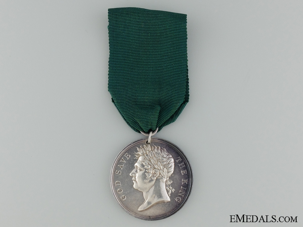 eMedals-An 1822 George IV Royal Visit to Scotland Medal