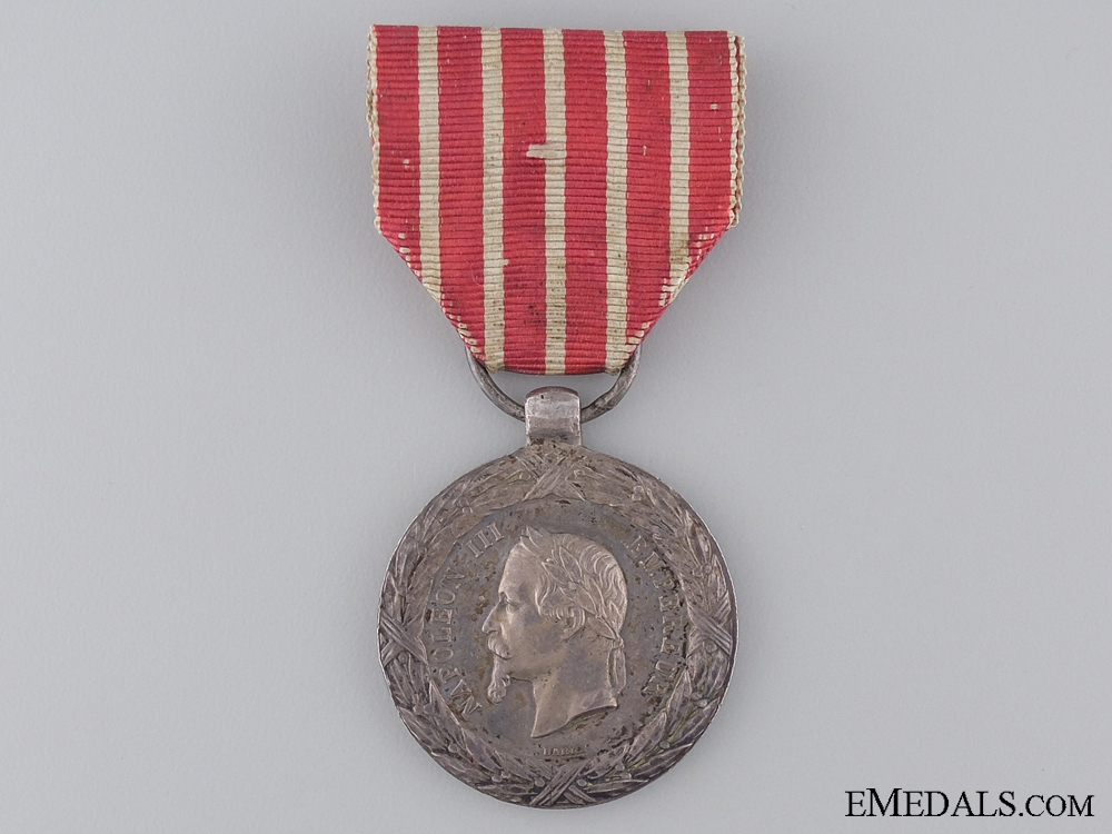 eMedals-An 1859 Italy Campaign Medal