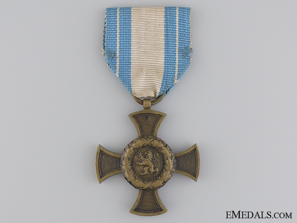 eMedals-An 1866 Bavarian Campaign War Cross for Austria