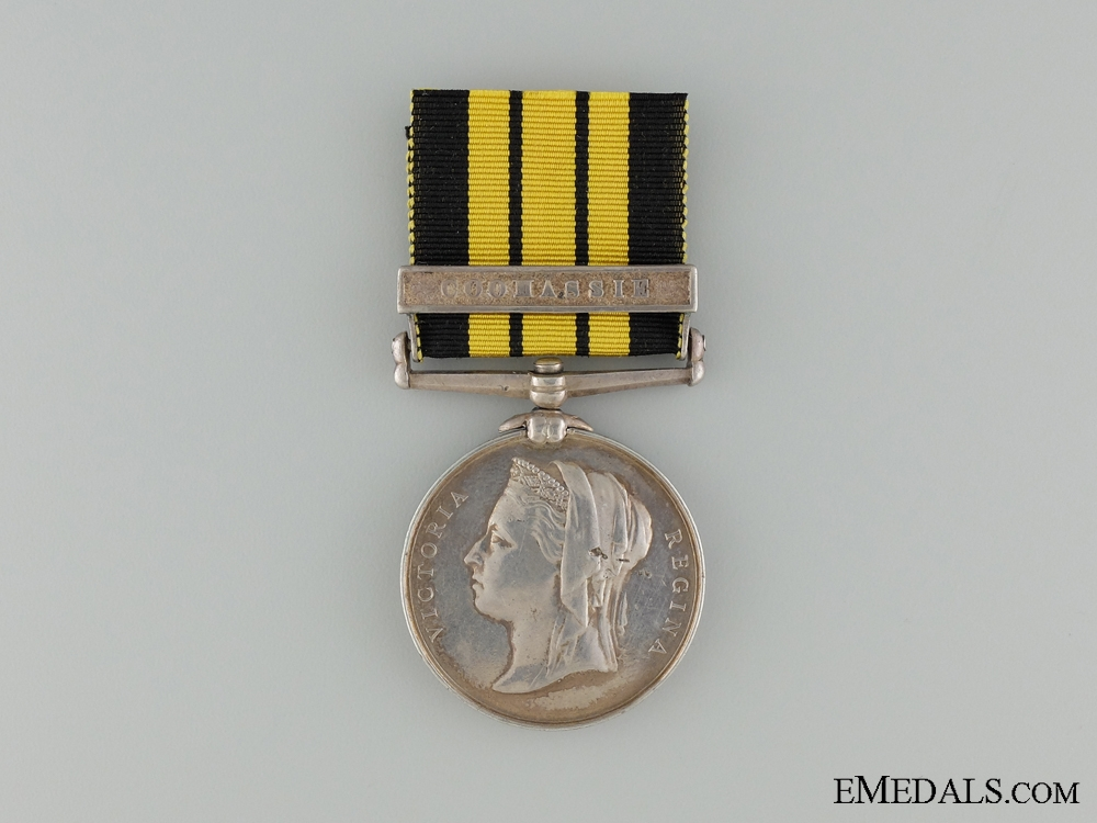 eMedals-An 1873-74 Ashantee Medal to the Rifle Brigade