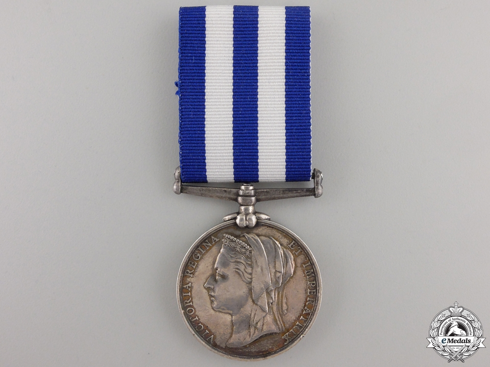 eMedals-An 1882-1889 Egypt Medal to the H.M.S. Tamar