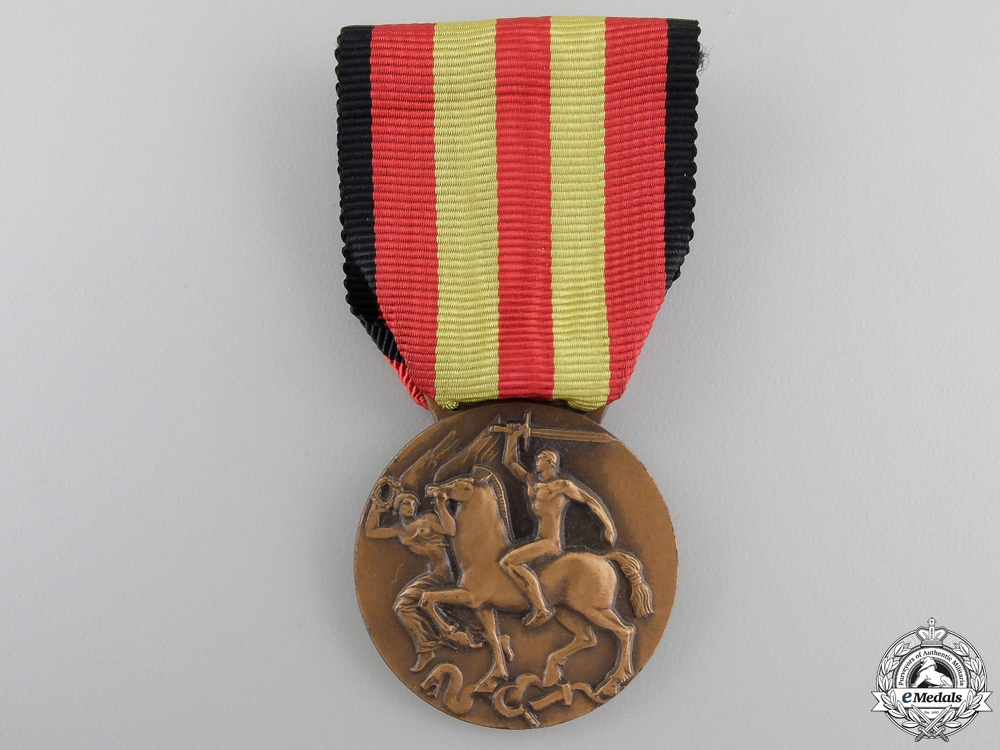 eMedals-An 1936 Italian Spanish Campaign Medal