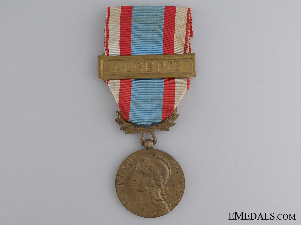 eMedals-An 1958 French Medal for Operations in North Africa