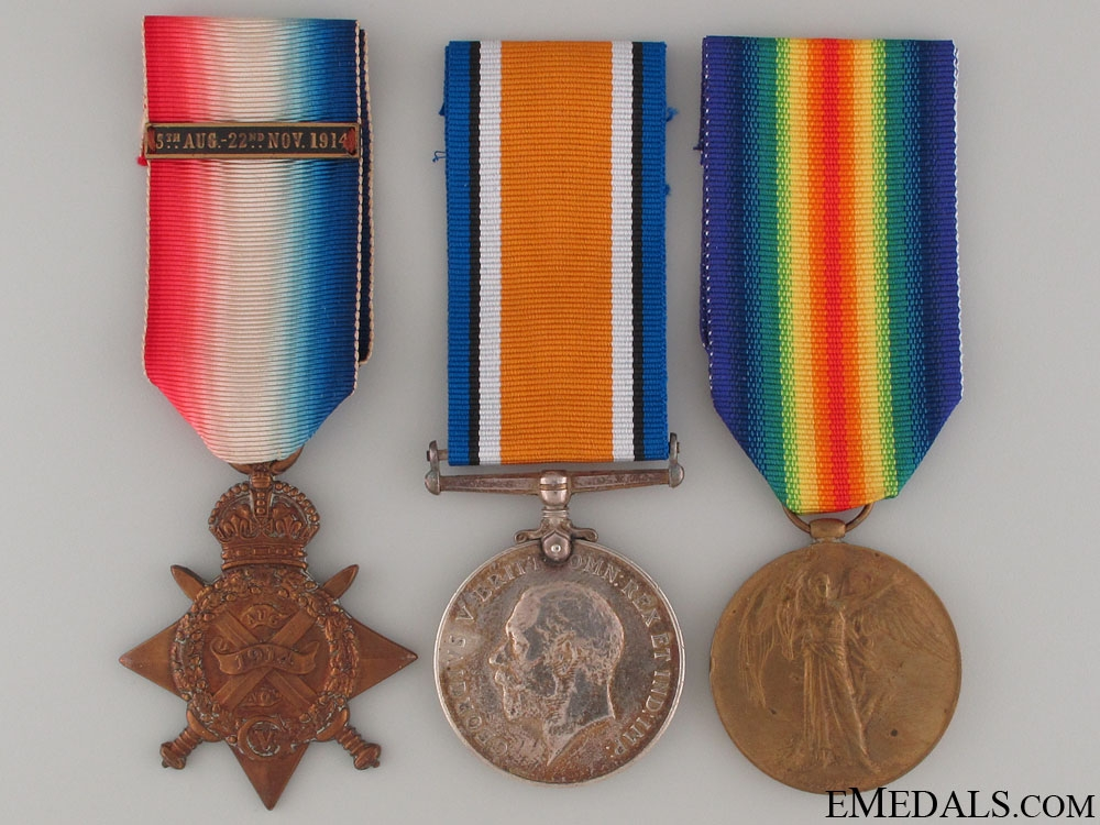 eMedals-An Old Contemptibles Group to the 1st Grenadier Guards