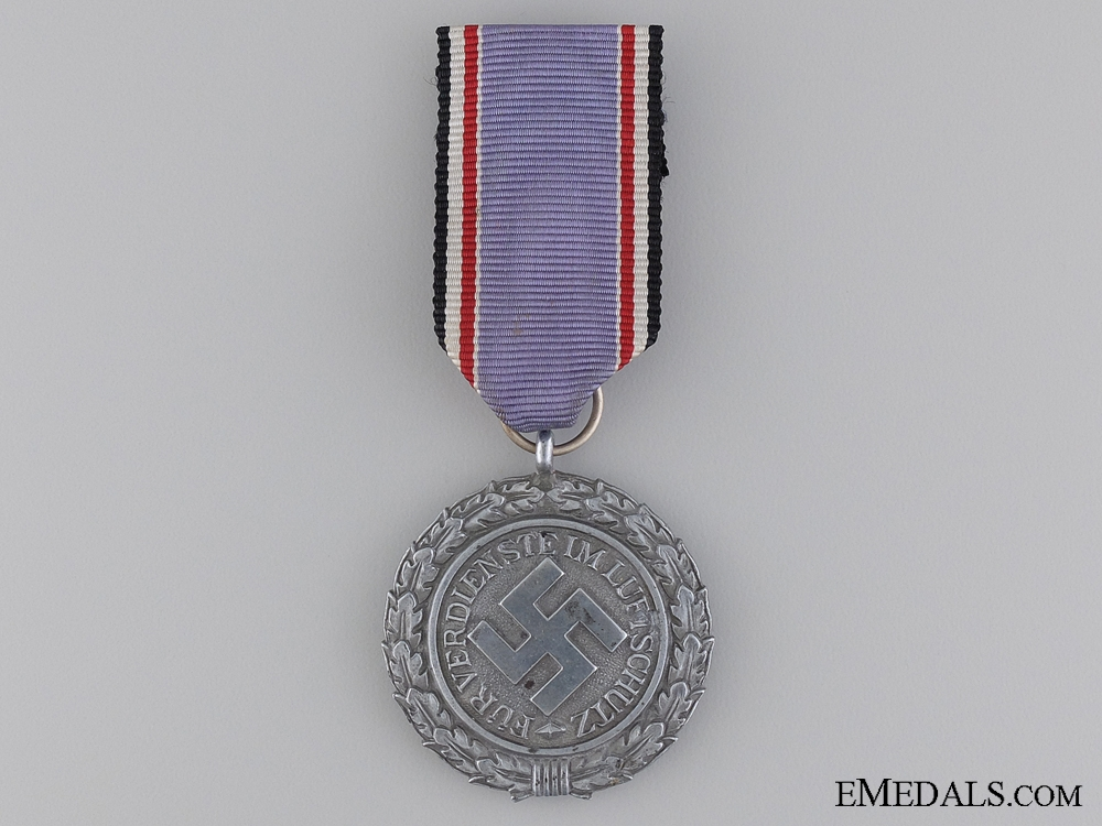 eMedals-An Air Defense/Luftschutz Second Class Decoration