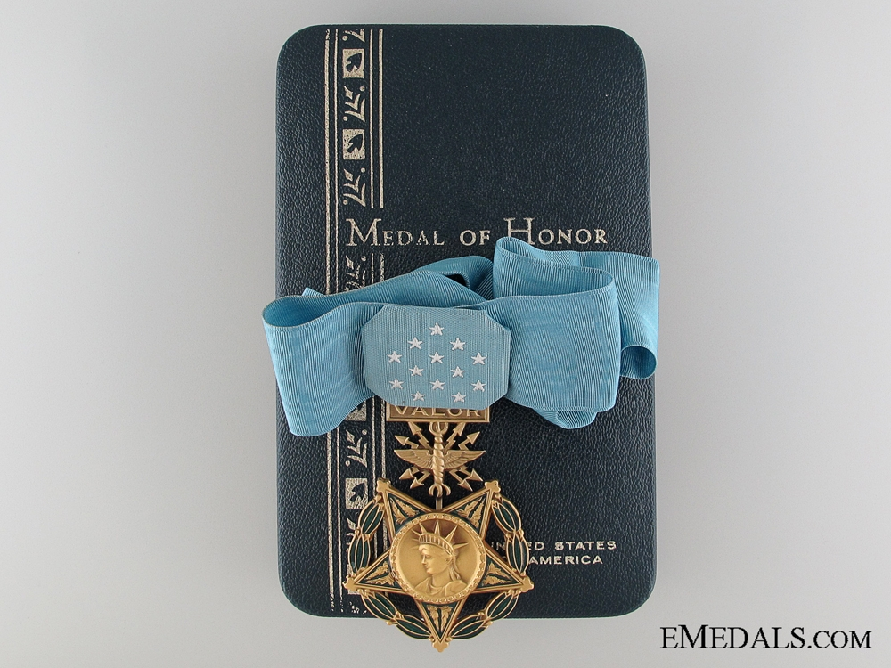 eMedals-An American Air Force Medal of Honor