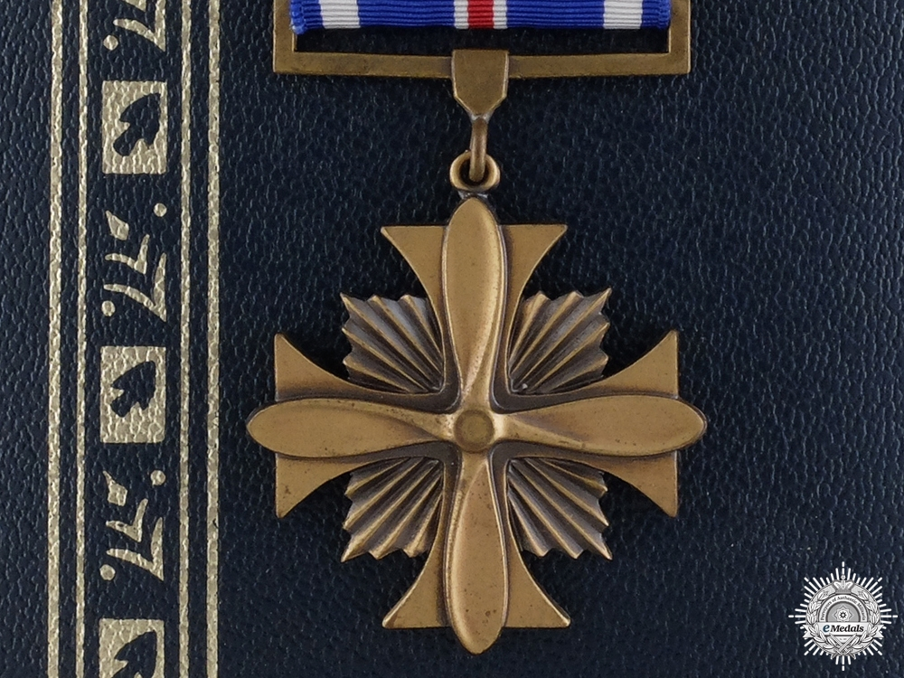 eMedals-An American Distinguished Flying Cross