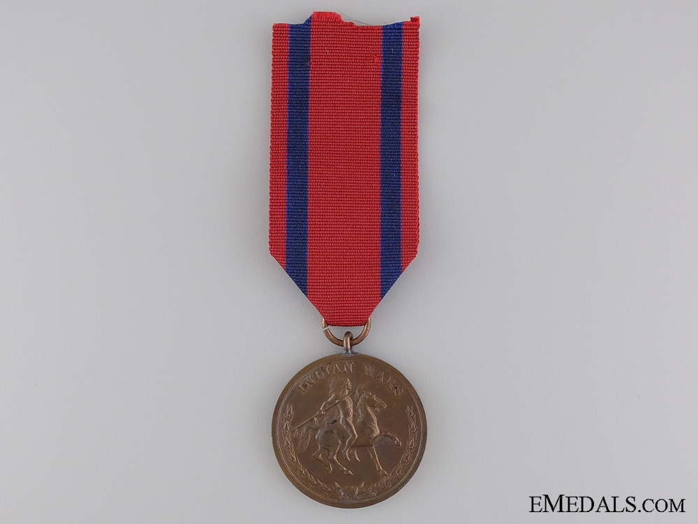 eMedals-An American Indian Wars Campaign Medal