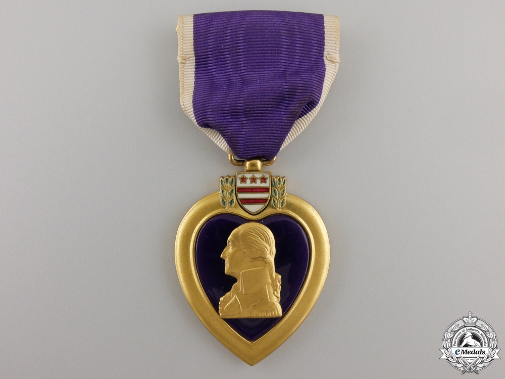 eMedals-An American Purple Heart to Dennis Blasingame