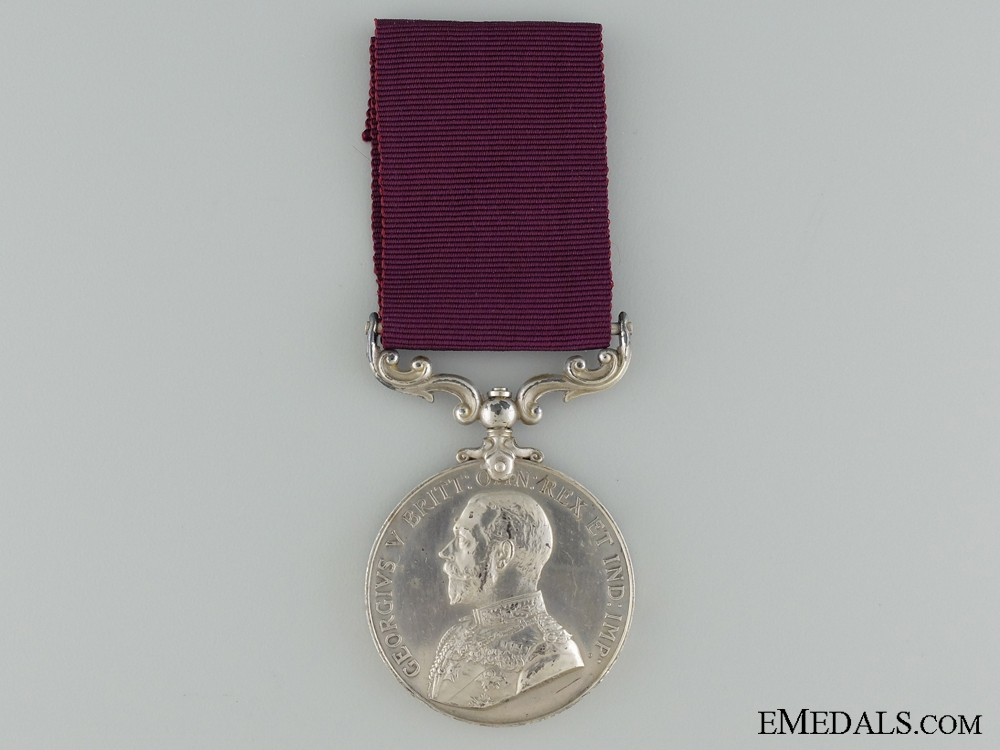 eMedals-A Army Long Service and Good Conduct Medal to the Essex Regiment