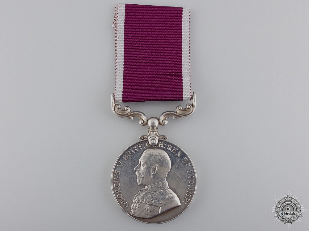 eMedals-An Army Long Service & Good Conduct Medal to the Lan. Regt.