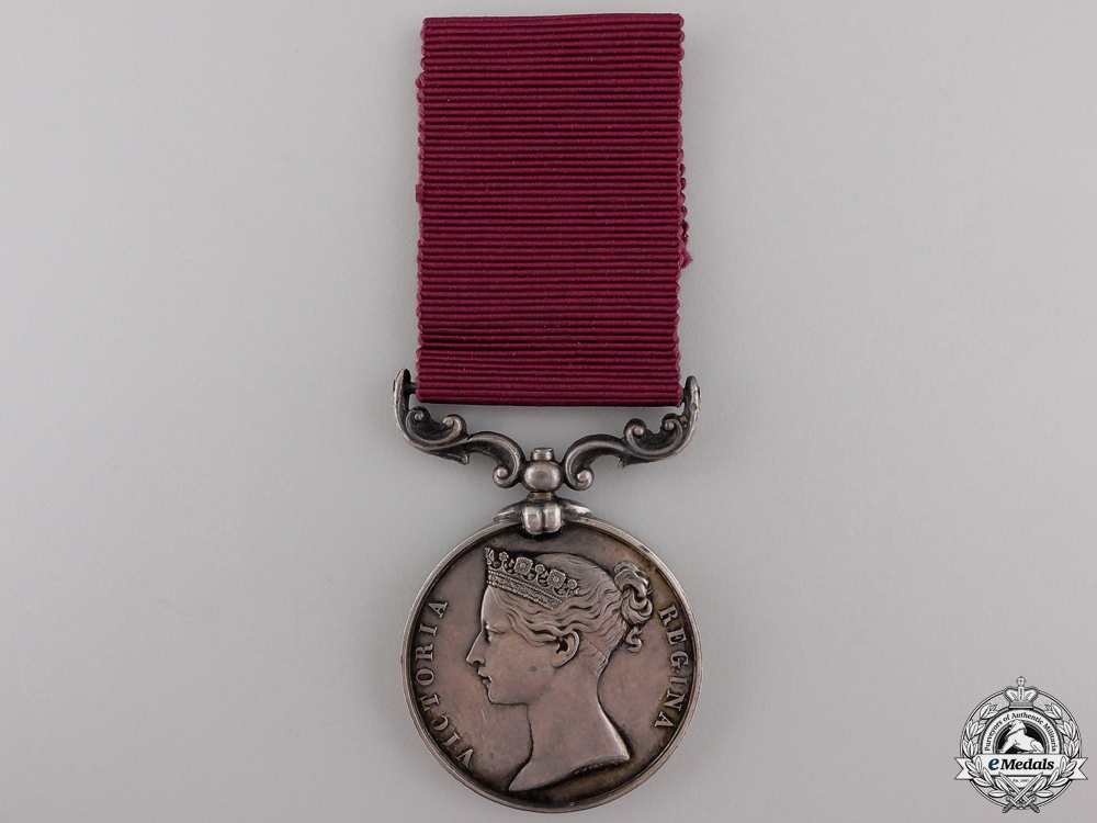 eMedals-An Army Meritorious Service Medal to the QM Sergt. 49th Foot