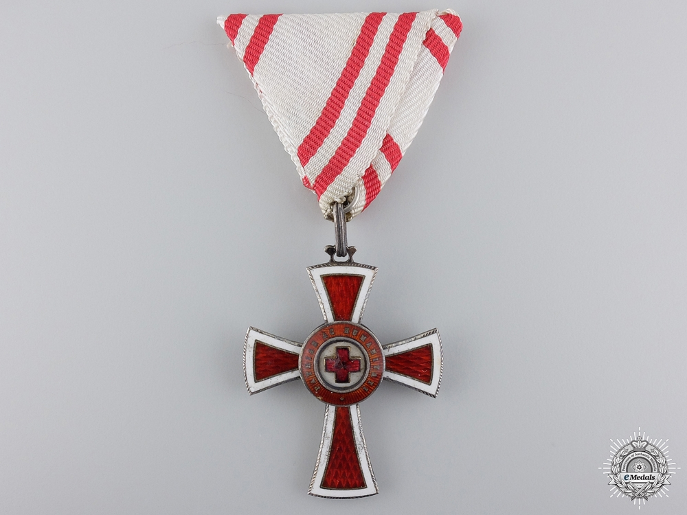eMedals-An Austrian Honour Decoration of the Red Cross; 2nd Class