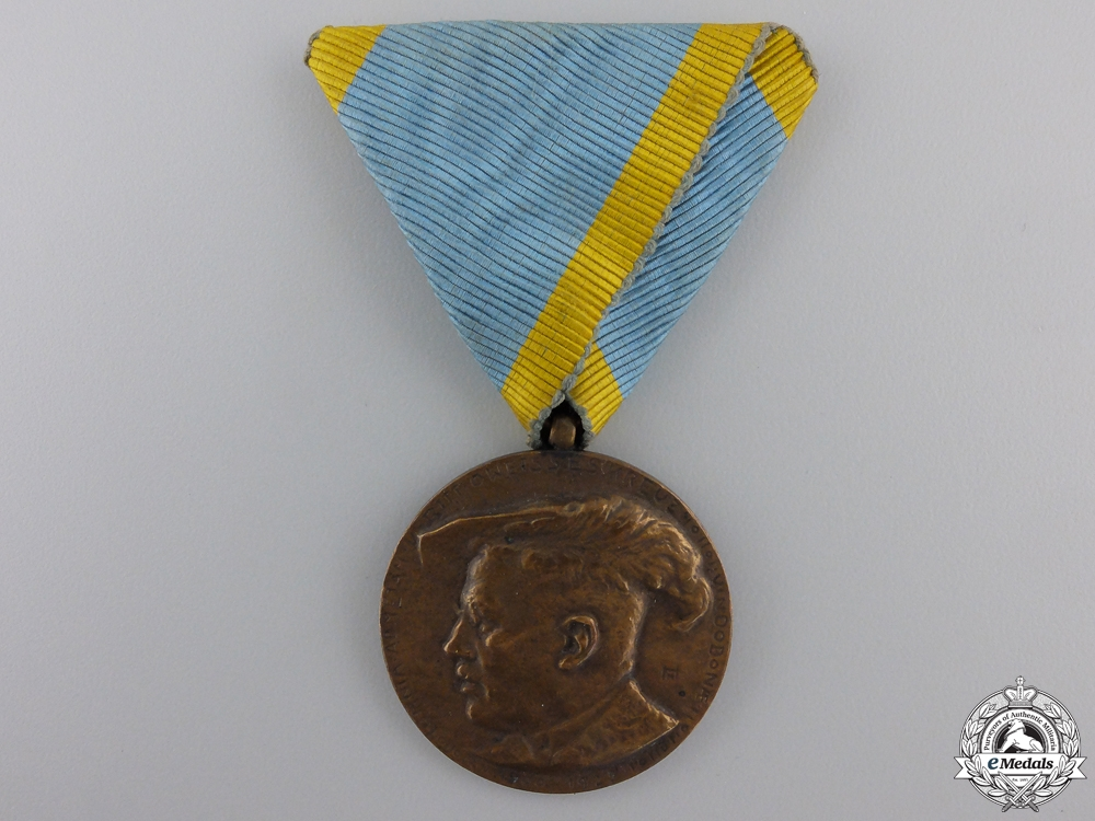 eMedals-An Austrian Knights of the White Cross in Vienna Medal 1929