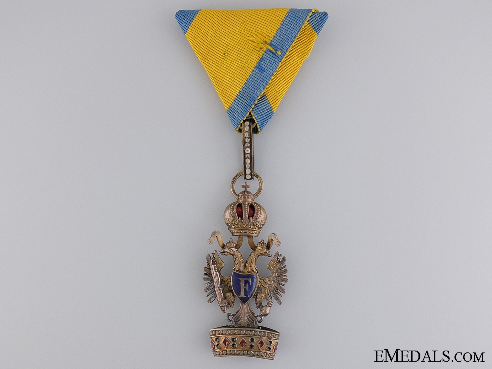 eMedals-An Austrian Order of the Iron Crown by W. Kunz