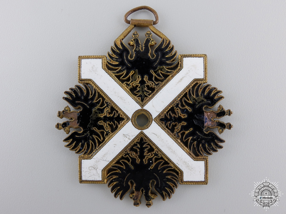 eMedals-An Austrian Order of the Four Emperors