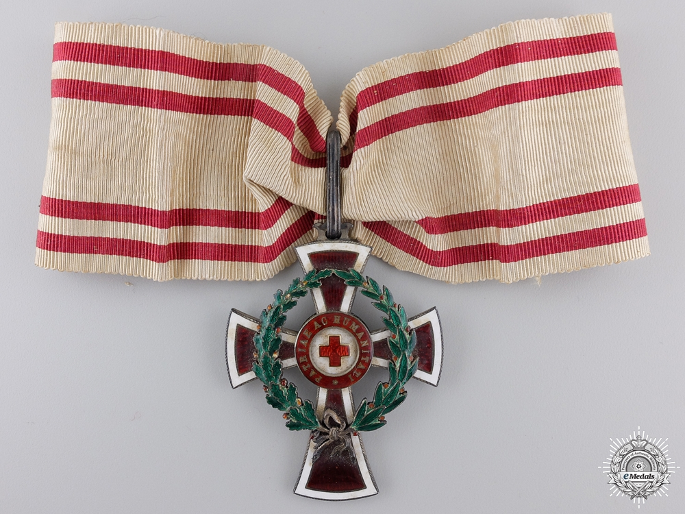eMedals-An Austrian Red Cross Decoration; 1st Class by Rothe