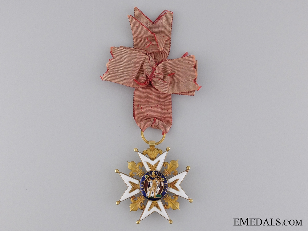 eMedals-An Early 19th Century Order of St. Louis; Knight's Cross