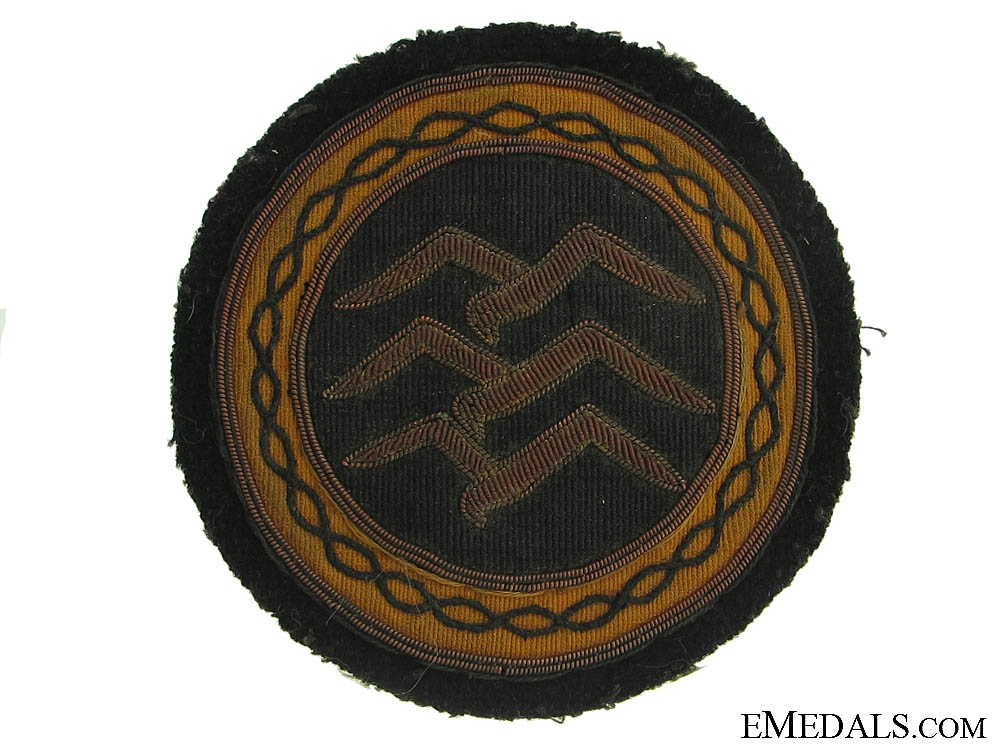 eMedals-An Early Glider Proficiency Blazer Badge