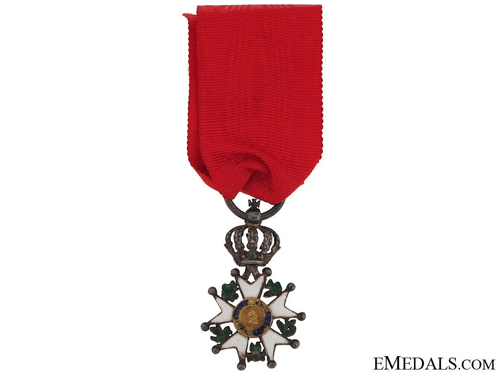 eMedals-An Early Miniature Legion of Honour