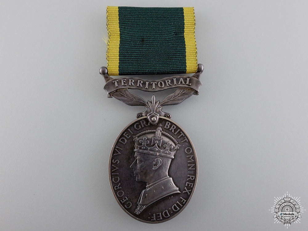 eMedals-An Efficiency Medal to the Royal Electrical & Mechanical Engineers