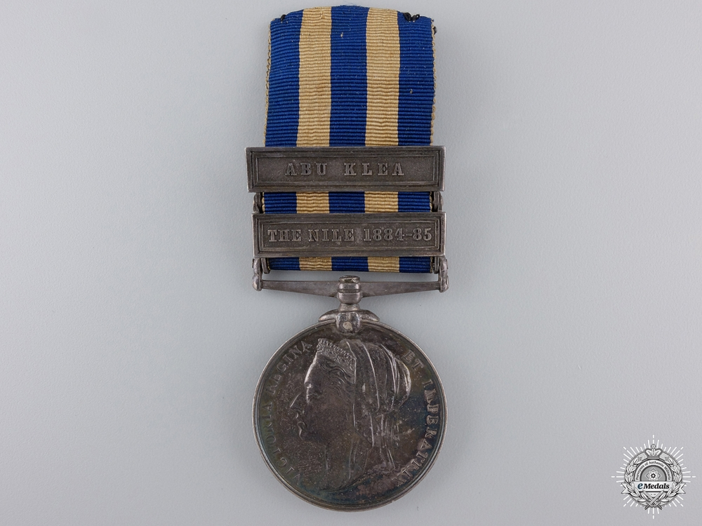 eMedals-An Egypt Medal to the 1st Battalion; Grenadier GuardsConsignment 21