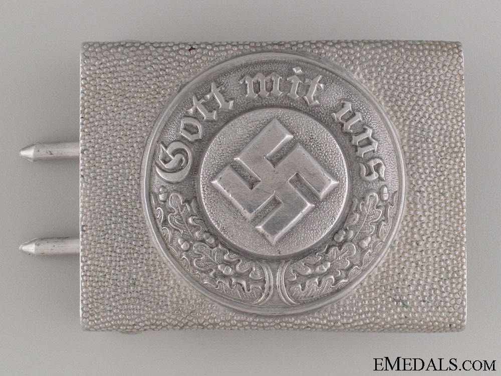 eMedals-An Enlisted Police Belt Buckle