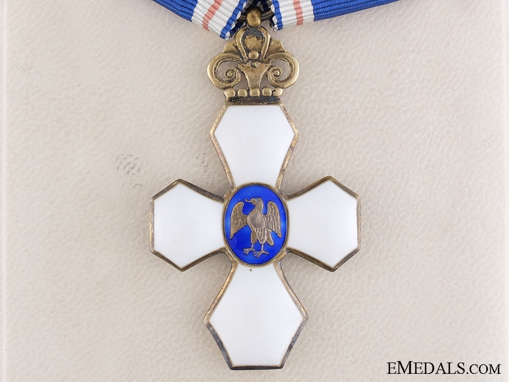 eMedals-An Icelandic Order of the Falcon; Knight