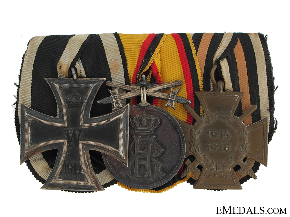 eMedals-An Imperial Group of Three