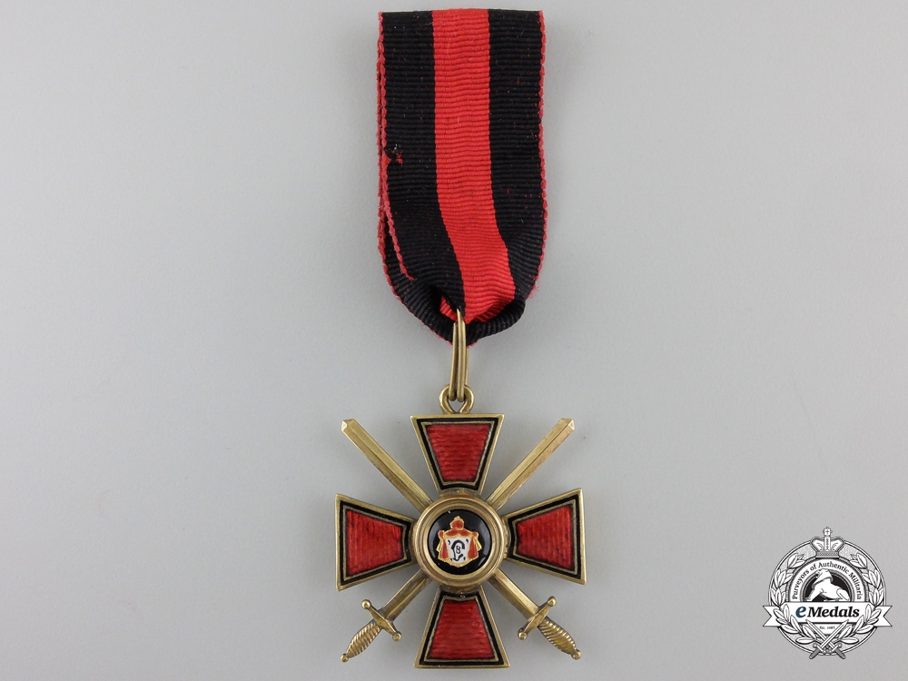 eMedals-An Imperial Russian Order of St. Vladimir, Military Division