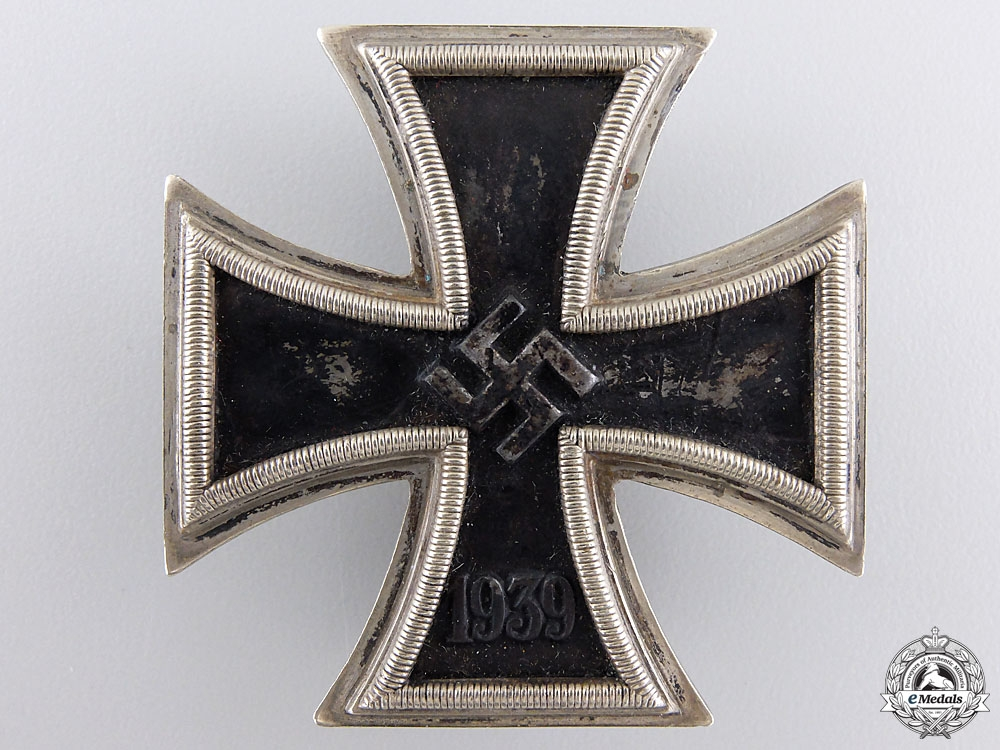 eMedals-An Iron Cross First Class 1939 by Zimmermann
