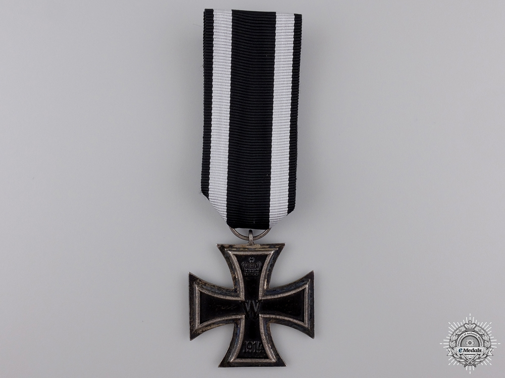 eMedals-An Iron Cross Second Class 1914 by Königliche Muenzamt