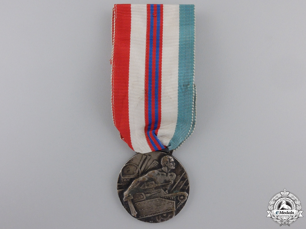 eMedals-An Italian Mantua Infantry Division Commemorative Medal