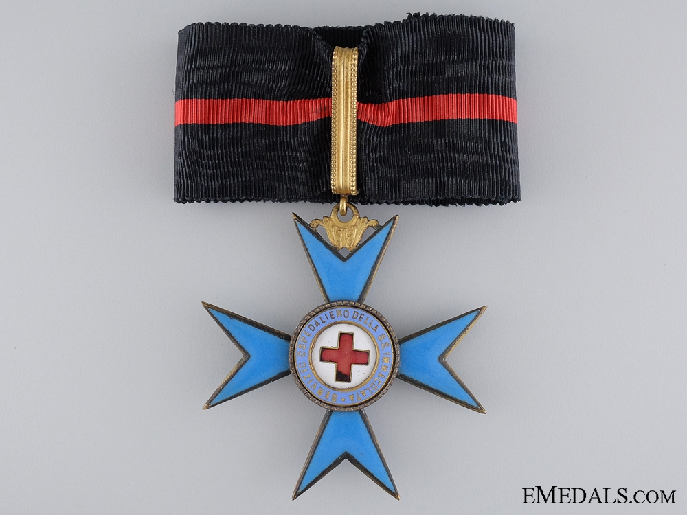eMedals-An Italian Order of Hospital Services of the Immaculata