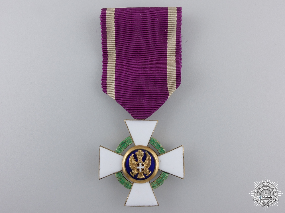 eMedals-An Italian Order of the Roman Eagle, Knight; Civil 1942-1943