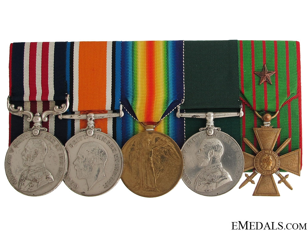 eMedals-An MM Group to the New Brunswick Regiment