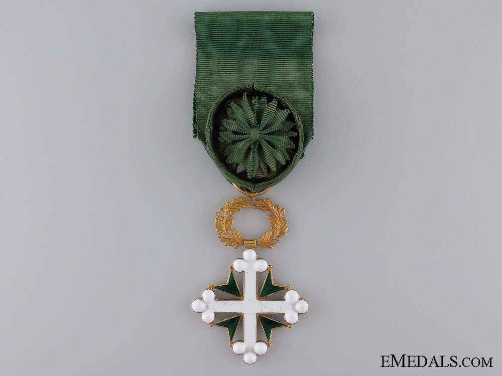 eMedals-An Order of St. Maurice and St. Lazarus c.1850