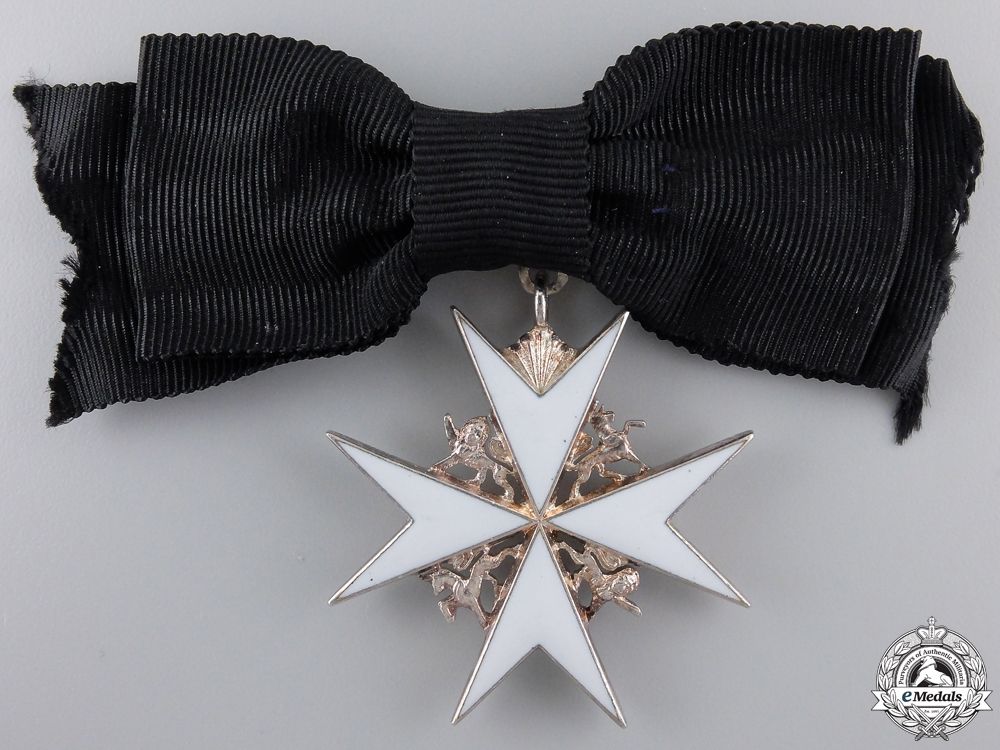 eMedals-An Order of St. John; Sister's Breast Badge